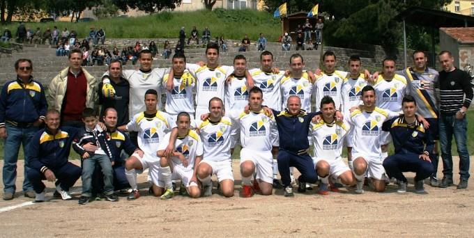 Padria Calcio 2012-2013