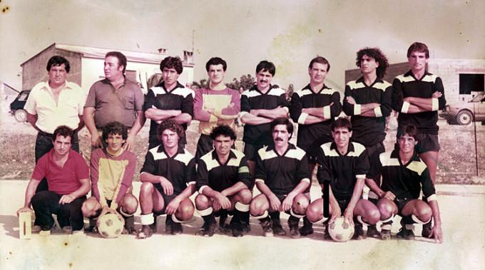 Samassi Calcio 1982-1983