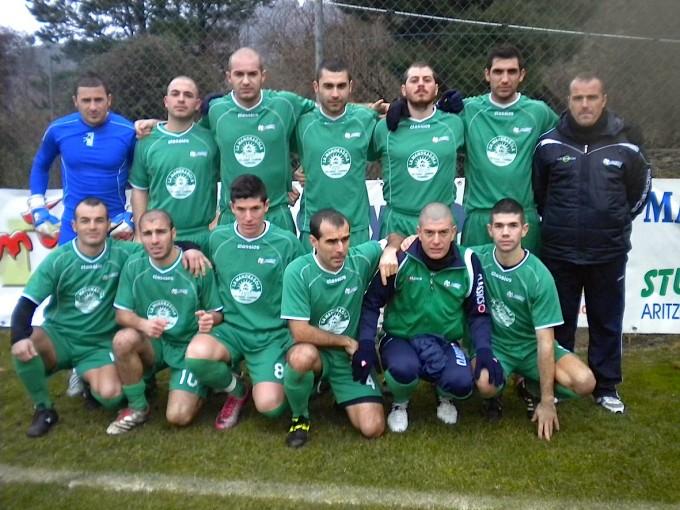 Sporting SIniscola 2012-2013