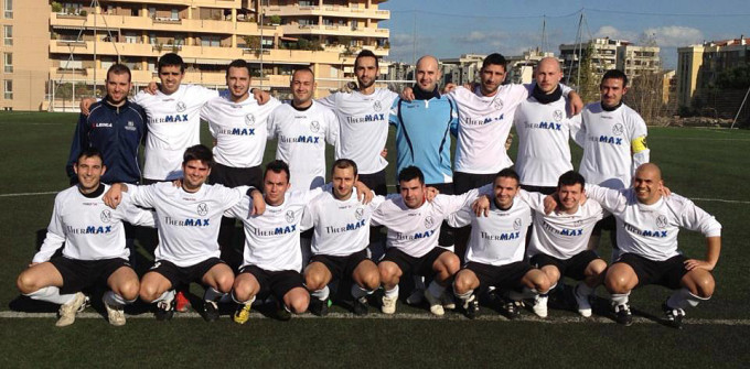 Thermomax Over 26 -  Cagliari 2012-2013