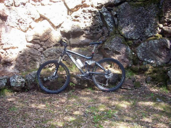 06 - Bike parcheggiata