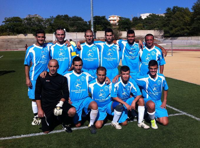 FC Arbatax 2012-2013