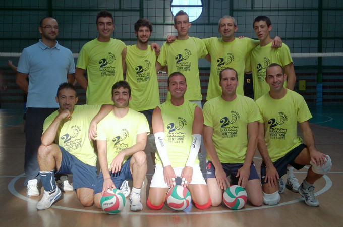 GS Ittiri Volley - 2013-2014