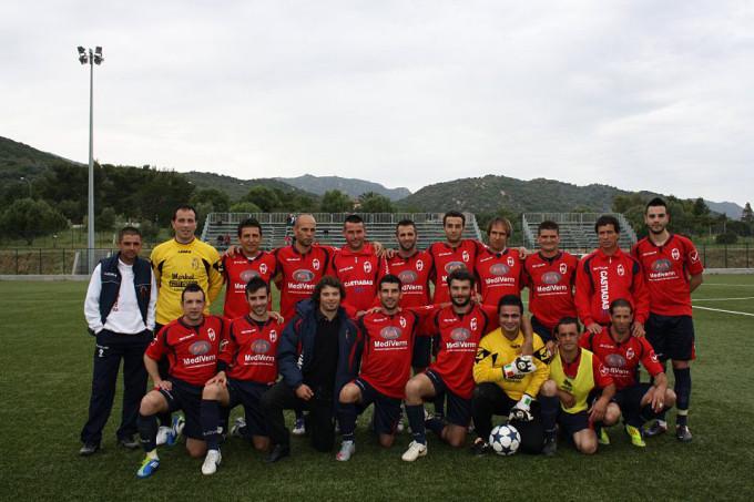 GSD Castiadas Duemilaotto - 2011-2012
