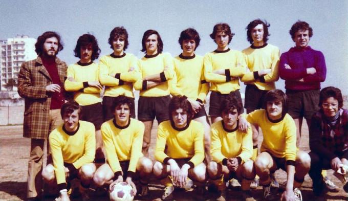 Libertas Luogosanto Calcio - 1972-1973