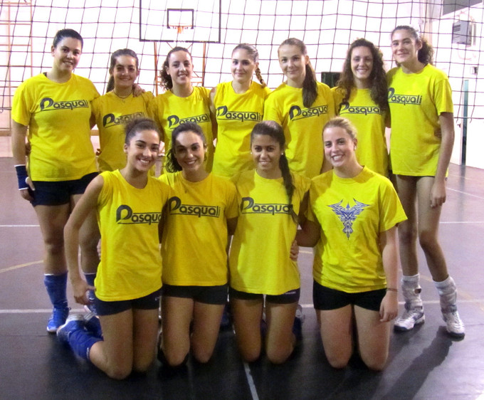 Orion Volley - Sassari 2013-2014