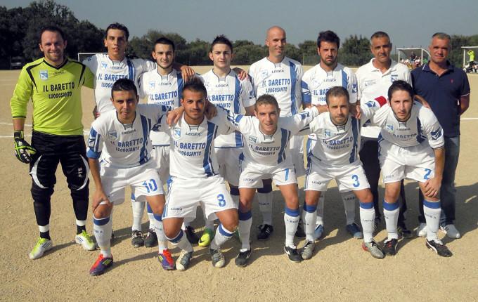 Polisportiva Luogosanto 2012-2013