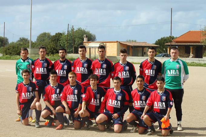 Polisportiva Valledoria Juniores - 2012-2013