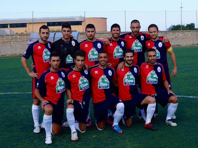 Tortolì Calcio 2013-2014