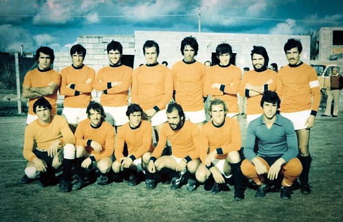 U.S. Juventina - Tramatza 1975-1976