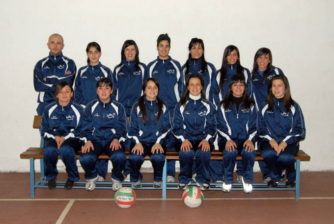 Volley 92 Fonni - 2007-2008