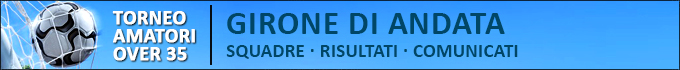 banner Torneo Amatori andata 2013-2014 FIGC