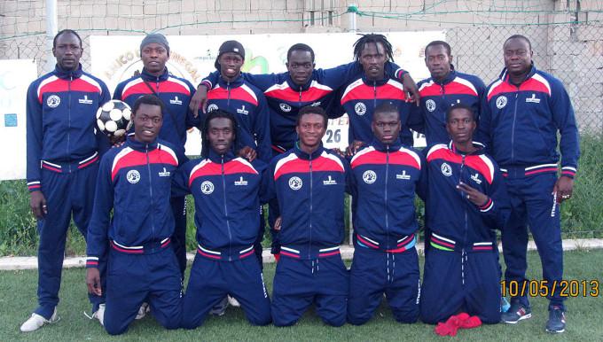 Amico del Senegal - Sassari 2013
