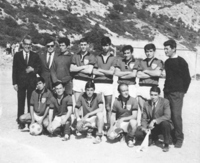 Baunese Calcio - 1965