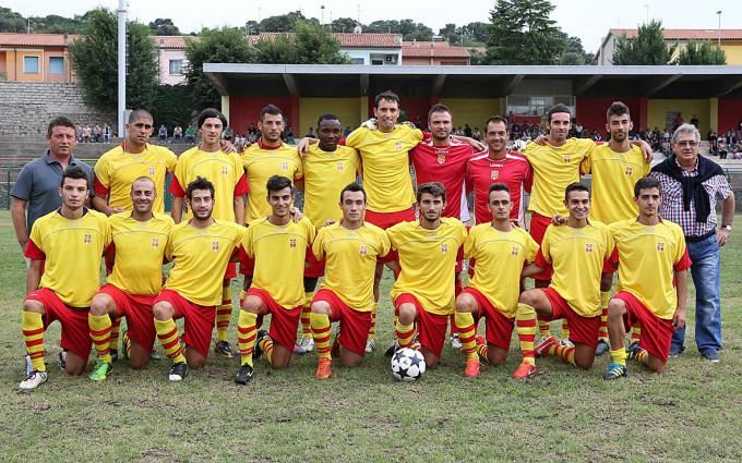 Calangianus Calcio - 2013-2014