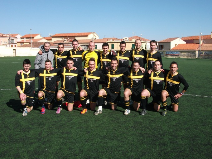 La Calangianese 2012-2013