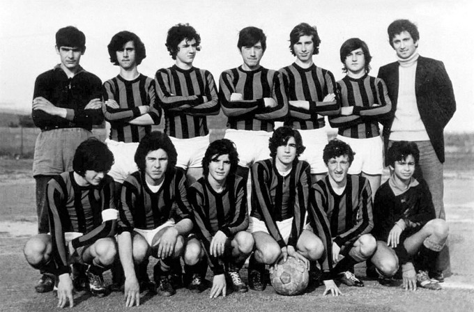 Libertas Luogosanto - 1972-1973