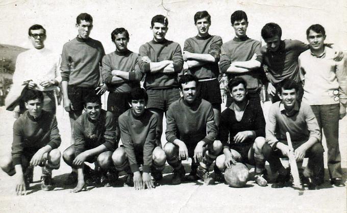 Monte Alma Calcio - Nulvi 1966-1967