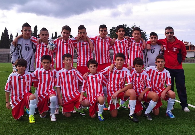 Oristanese Calcio Giovanissimi 2013-2014