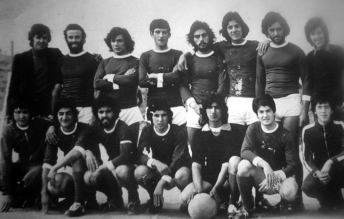 Polisportiva Loceri anni settanta