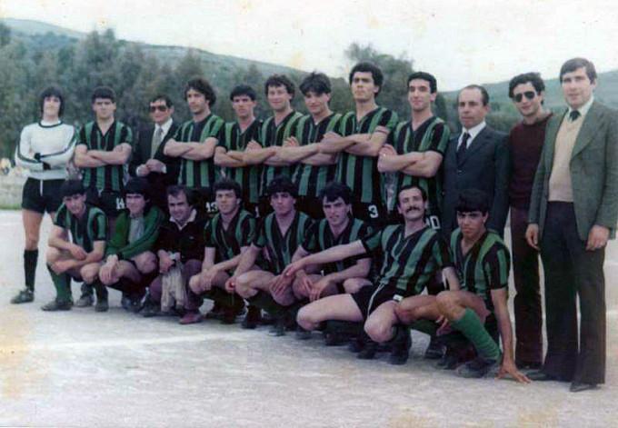 Polisportiva Thiesi - 1979-1980