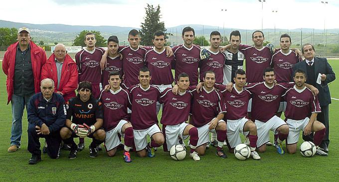 Senorbì Calcio - 2011-2012