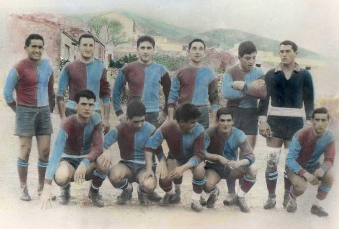 Cuglieri Calcio 1958-1959
