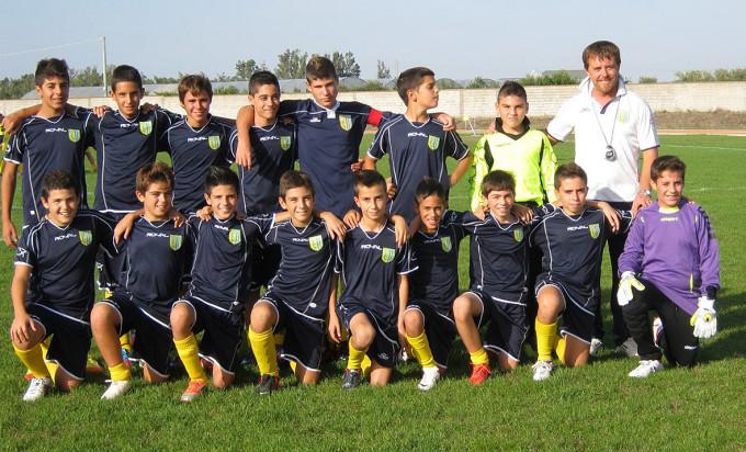 Frassinetti Calcio Esordienti - Oristano 2012-2013