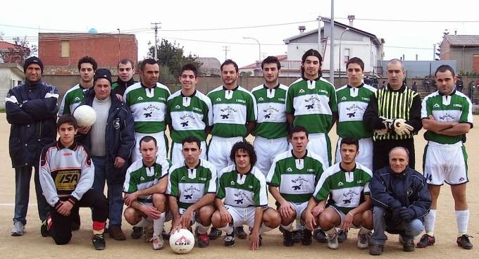 Gonnosfanadiga Calcio · 2005-2006