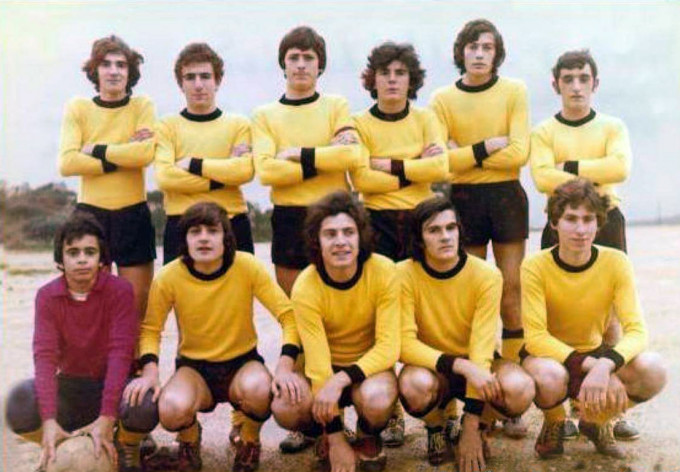 Libertas Luogosanto 1972-1973