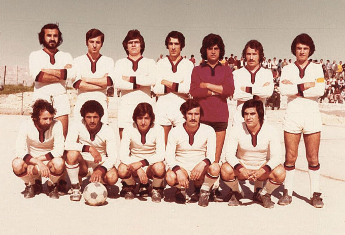 Monte Alma Calcio - Nulvi 1973-1974