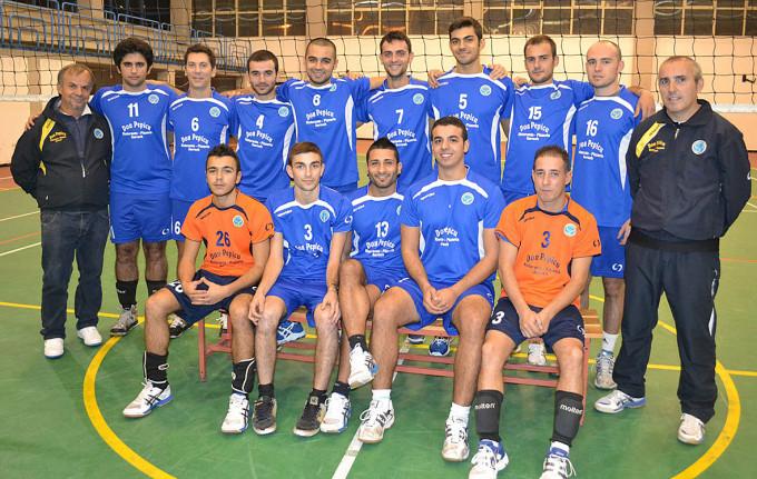 Sarroch Volley - 2012-2013