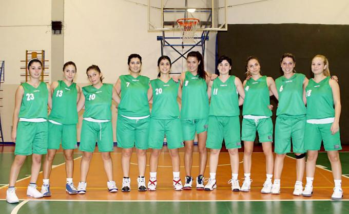 Basket Club San Sperate - 2012-2013