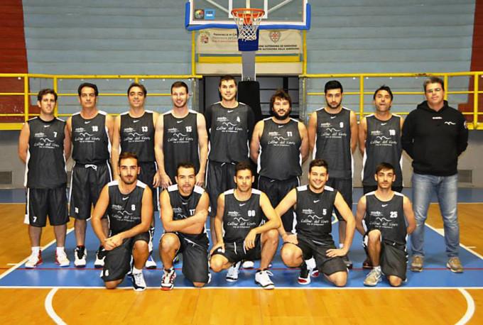 Basket Quartu 2013-2014