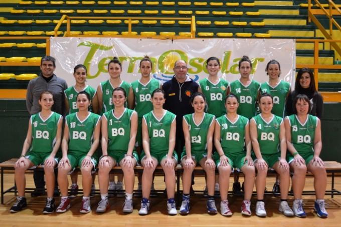 Basket Quartu Femminile Serie C - 2013-2014