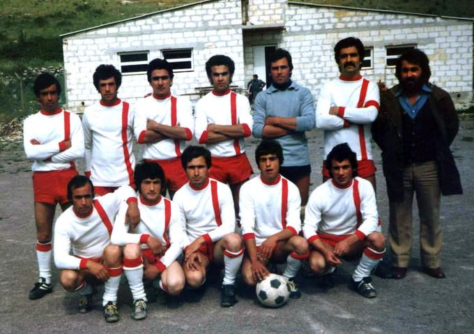 Burgos Calcio · 1976-1977