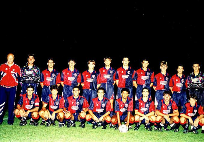 Cagliari Primavera 1994-1995