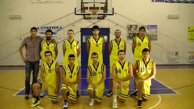 Calasetta Basket 2013-2014