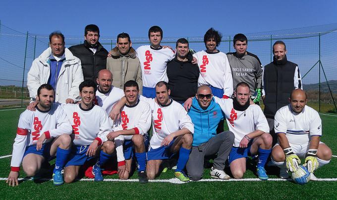 Calcetto Club Zerfaliu - 2011-2012