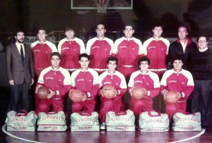 Interbasket Serigraf 1984-1985