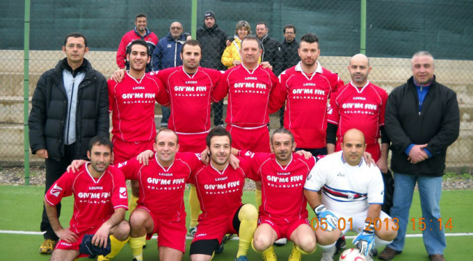 Itineris Sport - Solarussa 2012-2013