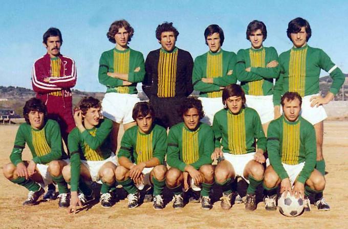 Libertas Luogosanto 1973-1974