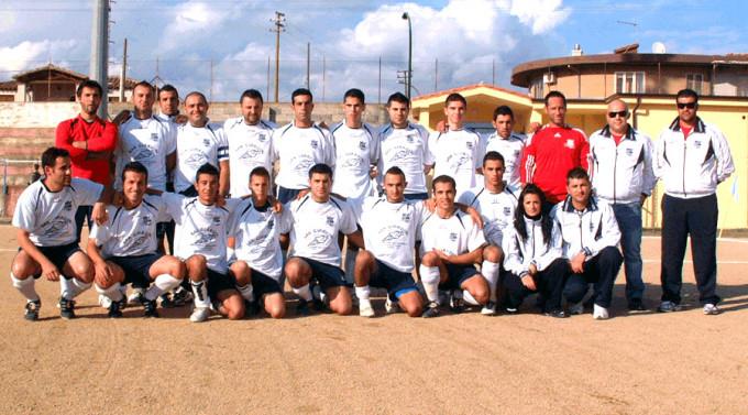 Lotzorai Calcio 2012-2013