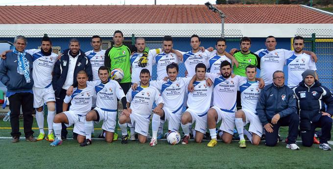 Polisportiva Burcerese 2012-2013