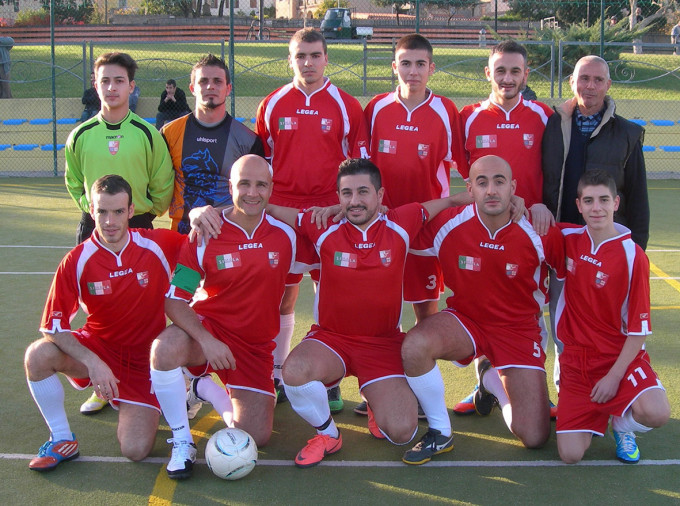 Polisportiva Simala 2012 -2013