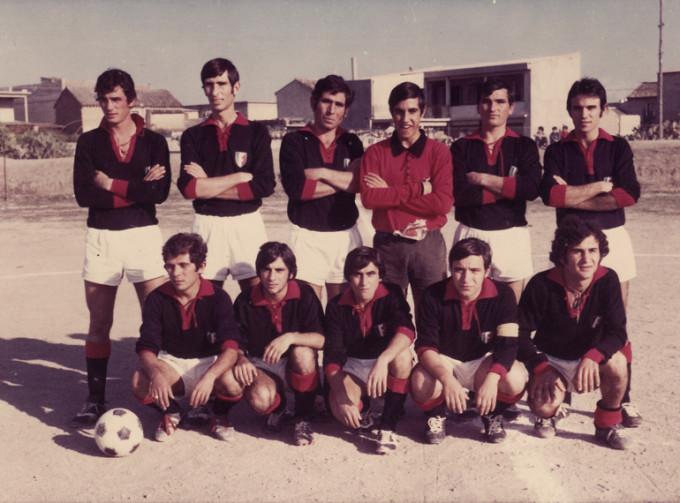 Samassi Calcio · anni settanta