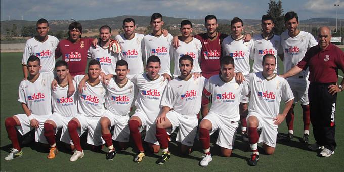 Senorbi Calcio · 2012-2013