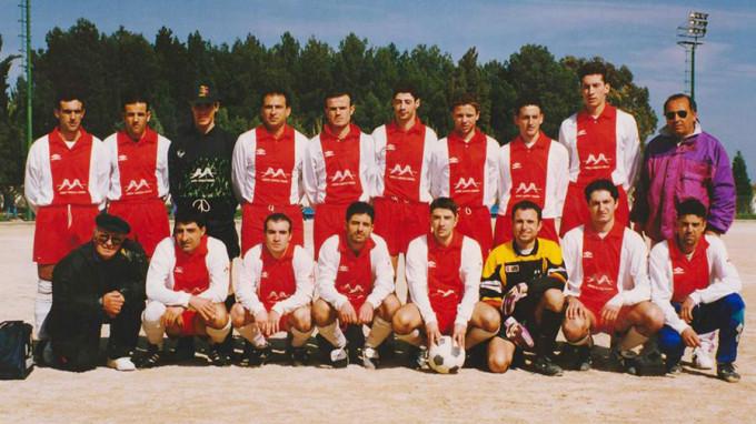 Trieste Monreale - San Gavino 1995-1996