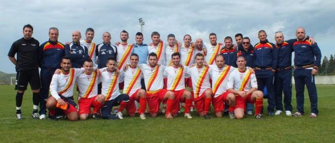 Ussana Calcio 2012-2013