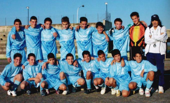 Villacidrese Calcio Giovanissimi 2006